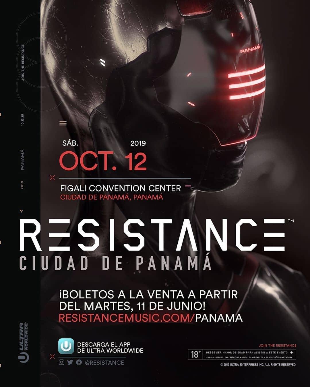 Photo of Regresa este 2019 a Panamá 'Resistance'