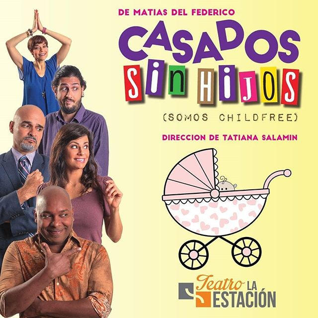 Photo of Teatro la Estación anuncia su nueva obra 'Casado y Sin Hijos'