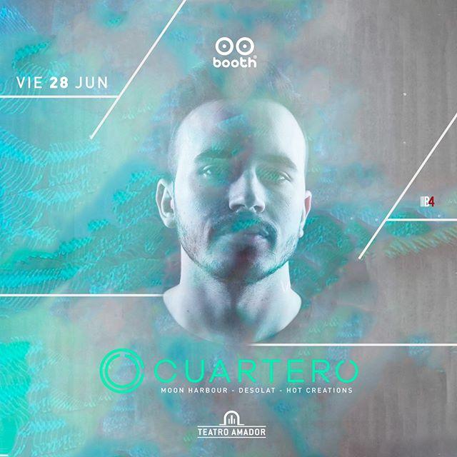 Photo of Cuartero estará en Teatro Amador