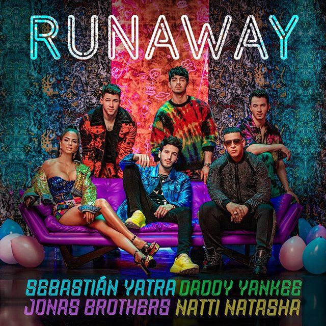 Photo of Sebastián Yatra anuncia 'Runaway' junto a los Jonas Brothers, Daddy Yankee y Natti Natasha