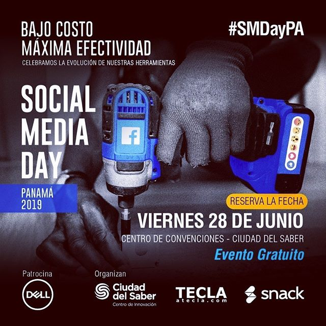 Photo of 'Social Media Day' Panamá 2019