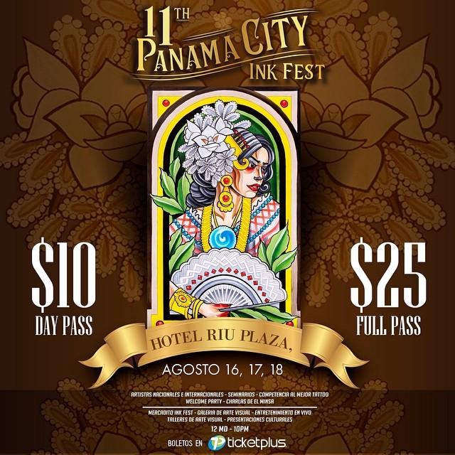Photo of Panama City Ink Fest 2019