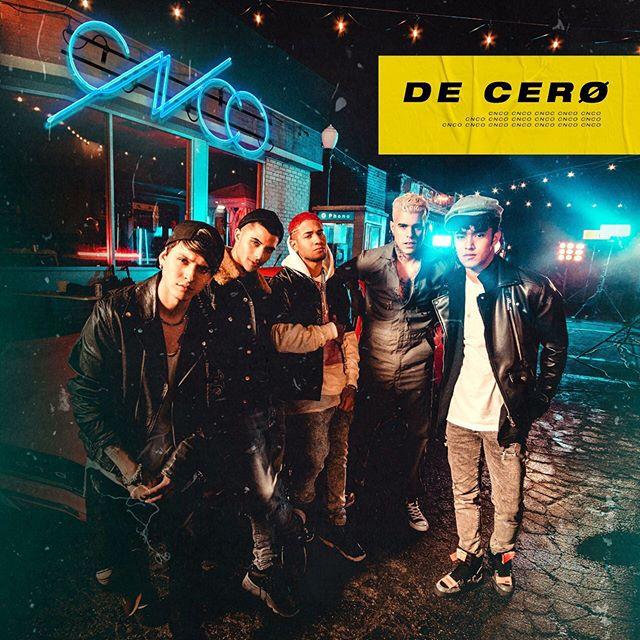 Photo of CNCO estrena su nuevo tema 'De Cero'