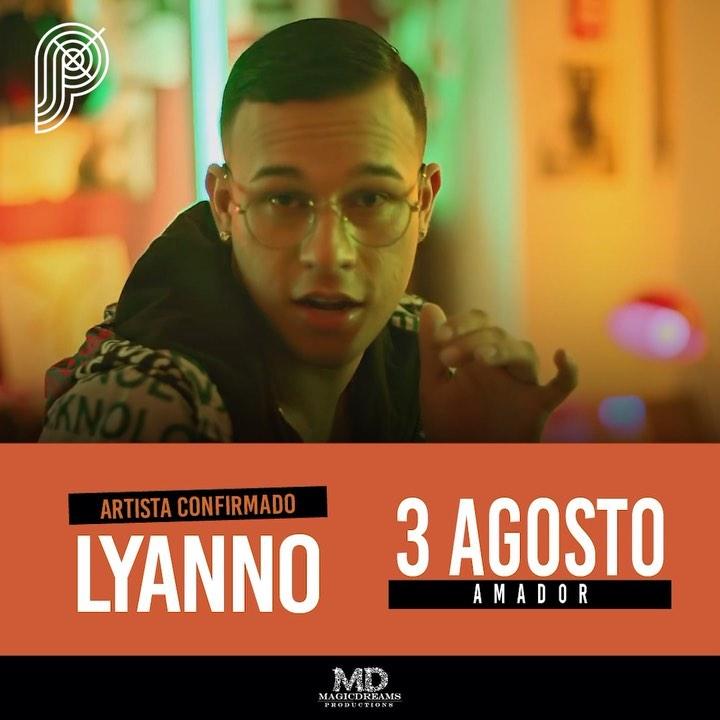 Photo of Lyanno es el próximo artista confirmado para el Panamax 2019