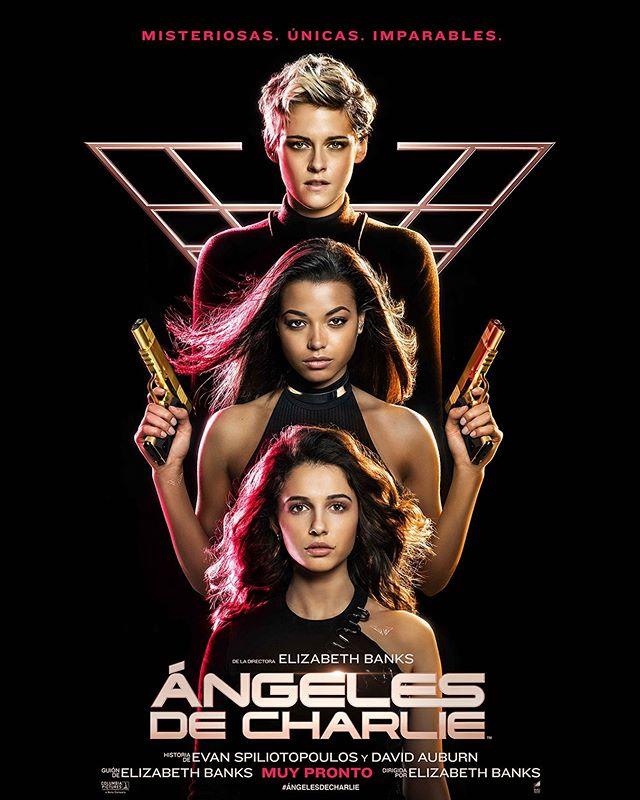 """Photo of Sony Pictures presenta el poster y trailer oficial de """"Los ángeles de Charlie"""""""