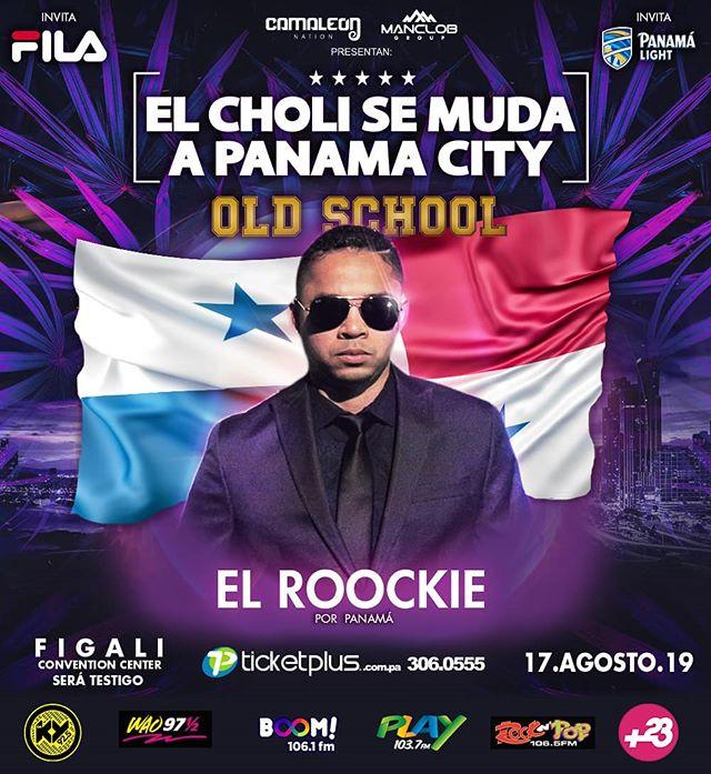 Photo of El Roockie será parte del concierto 'El Choli Se Muda a Panamá City'