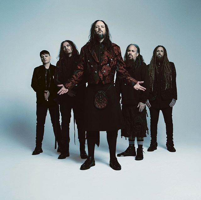 Photo of La banda Korn lanza su primer single «You'll Never Find Me» parte de su nuevo álbum 'The Nothing'