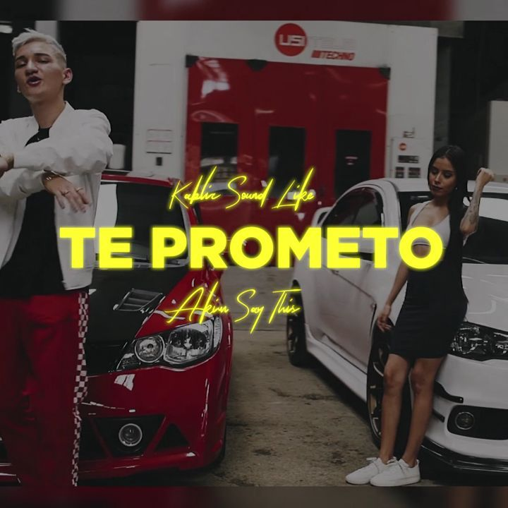 Photo of Akim estrena «Te Prometo» junto a Kabliz