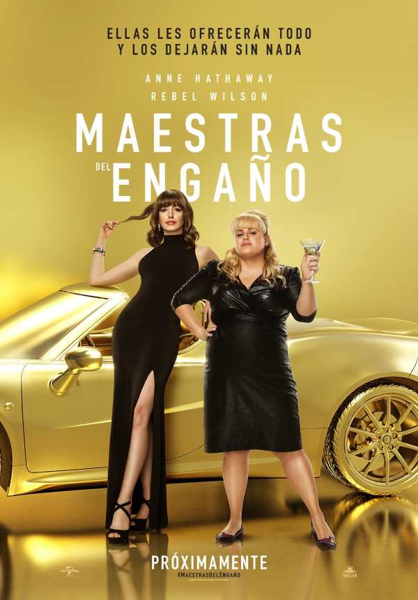 Photo of Estreno en cines de 'Maestras del engaño'