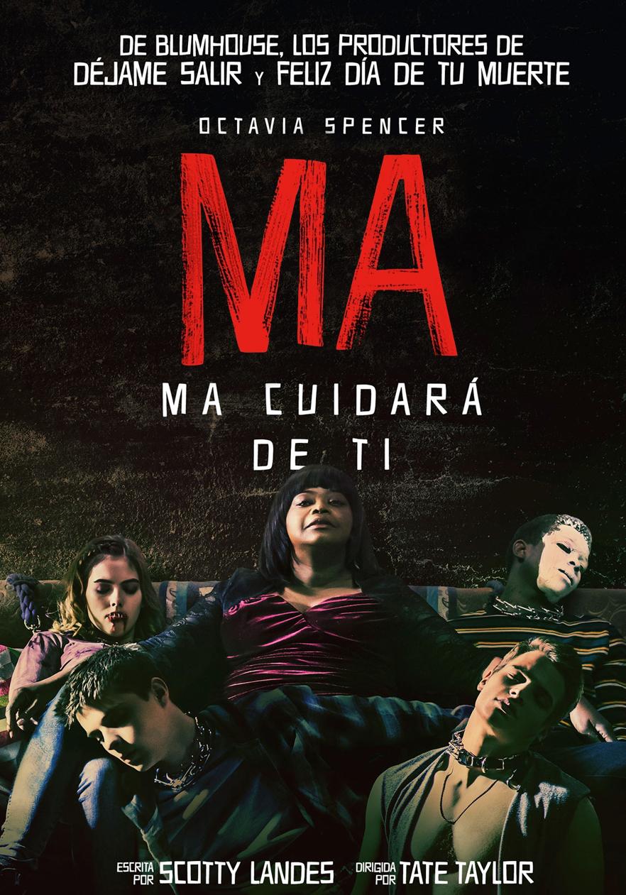 Photo of Estreno de 'MA' en todos los cines