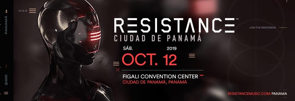 Photo of Boletos para Resistance en Ciudad de Panamá