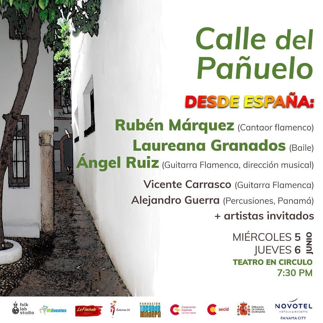 Photo of Espectáculo de flamenco basado en la Calle del Pañuelo