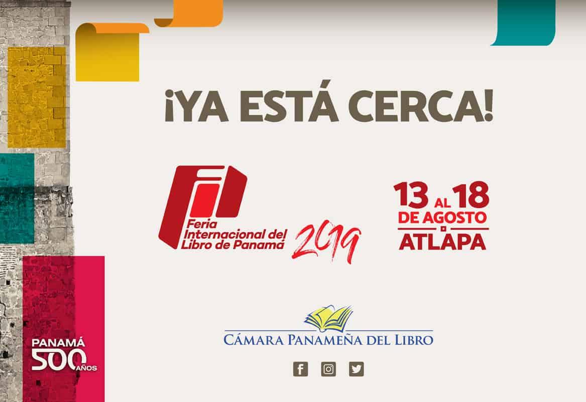 Photo of Feria del Libro de Panamá 2019