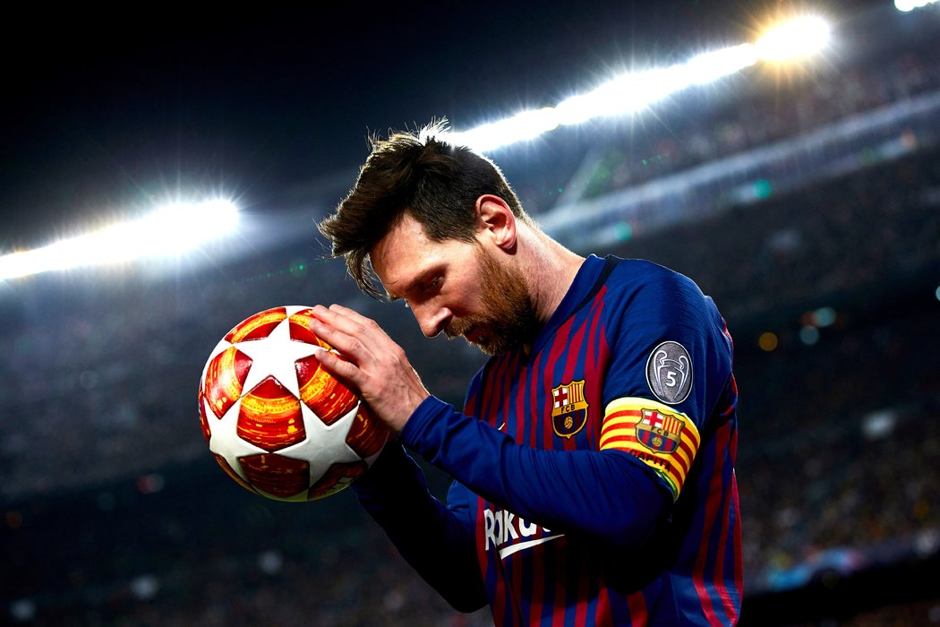 Photo of Lionel Messi celebra sus 32 años