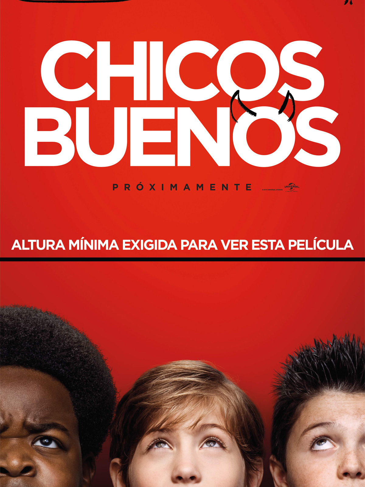 Photo of Universal Pictures lanza trailer de «Chicos Buenos»