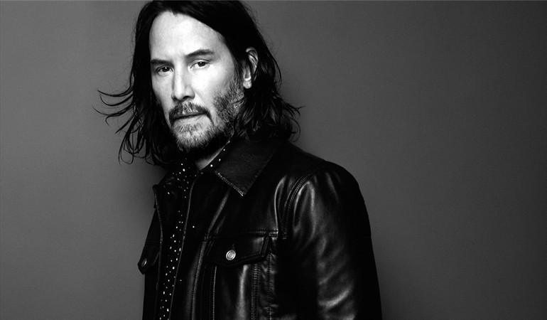 Photo of Keanu Reeves comienza el rodaje de 'Bill & Ted Face the Music'