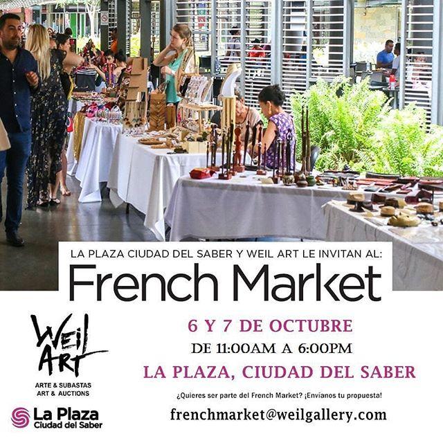 Photo of French Market Panamá este 03 y 04 de agosto en Ciudad del Saber