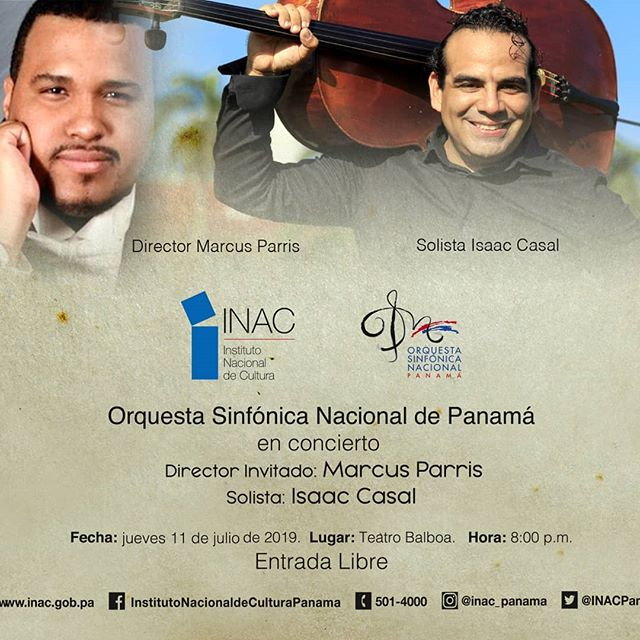 Photo of Orquesta Sinfónica Nacional presenta concierto con el director Marcus J. Parris
