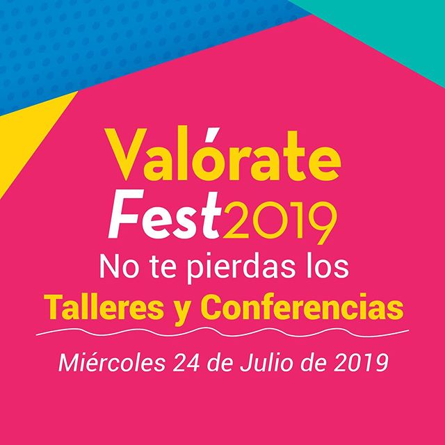 Photo of Valórate Fest 2019