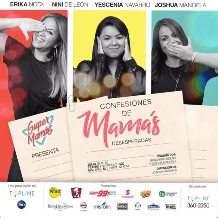"""Photo of Próximamente """"Confesiones de Mamás Desesperadas"""" en Teatro en Círculo"""