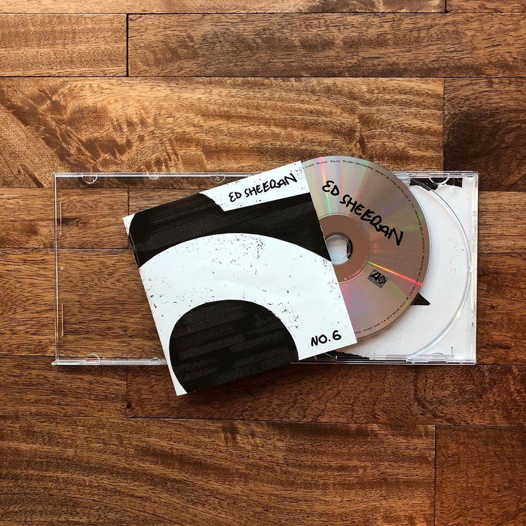 Photo of Ed Sheeran presenta su cuarto álbum de estudio 'No. 6 Collaborations Project'