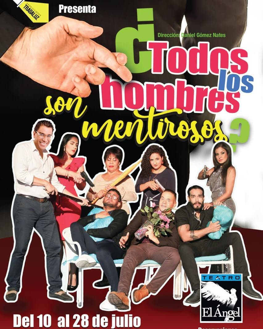 Photo of Estreno de la obra «Todos Los Hombres Son Mentirosos»