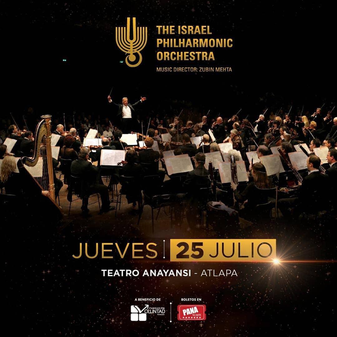 Photo of La 'Orquesta Filarmónica de Israel' llega a Panamá con la dirección del maestro Zubin Mehta