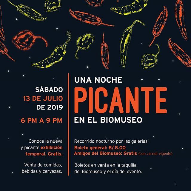 Photo of Biomuseo presenta 'Una noche Picante'