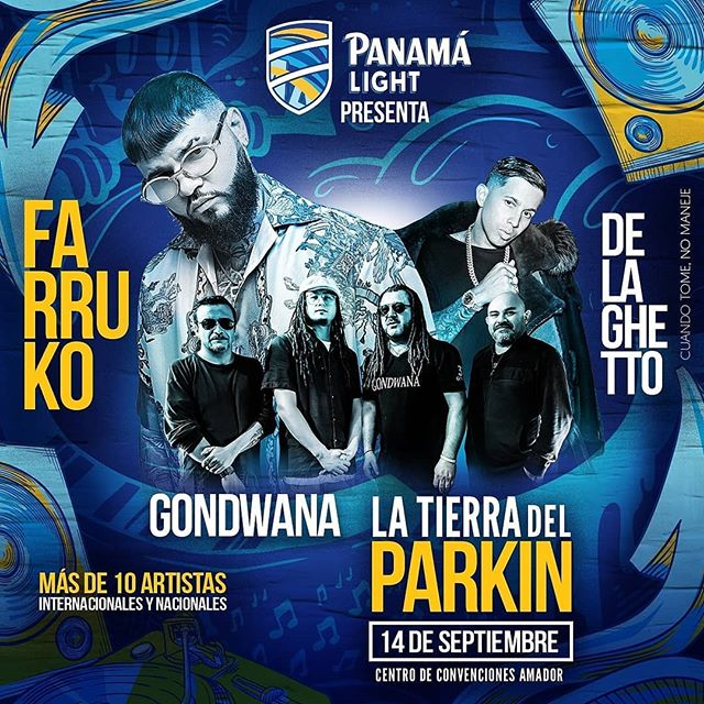 Photo of Panamá Light presenta 'La Tierra Del Parkin'