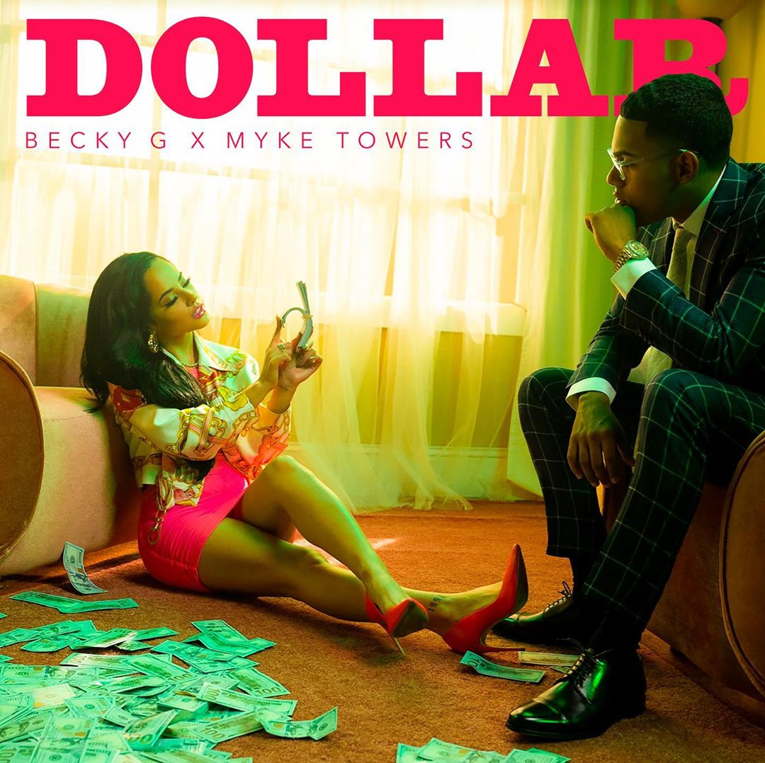 Photo of Becky G lanza el videoclip de «Dollar» con Myke Towers