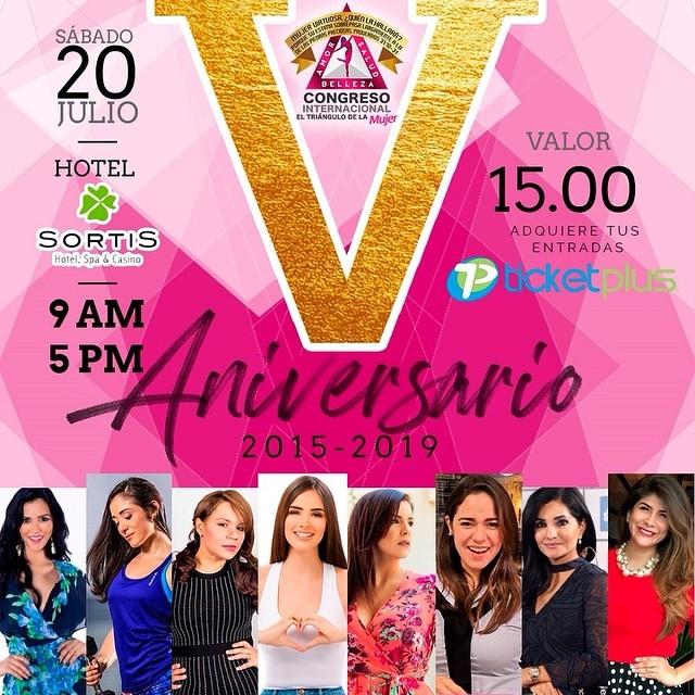 Photo of Congreso Internacional el Triángulo de la Mujer en Panamá