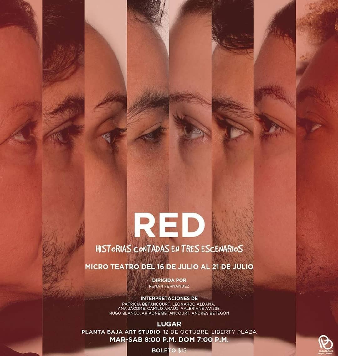 "Photo of Micro Teatro presenta ""RED"""