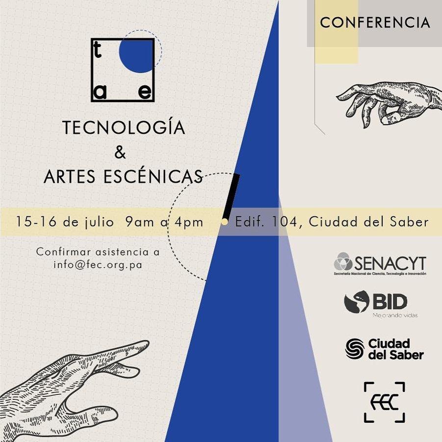 Photo of Conferencia de Tecnología y Artes Escénicas en Ciudad del Saber
