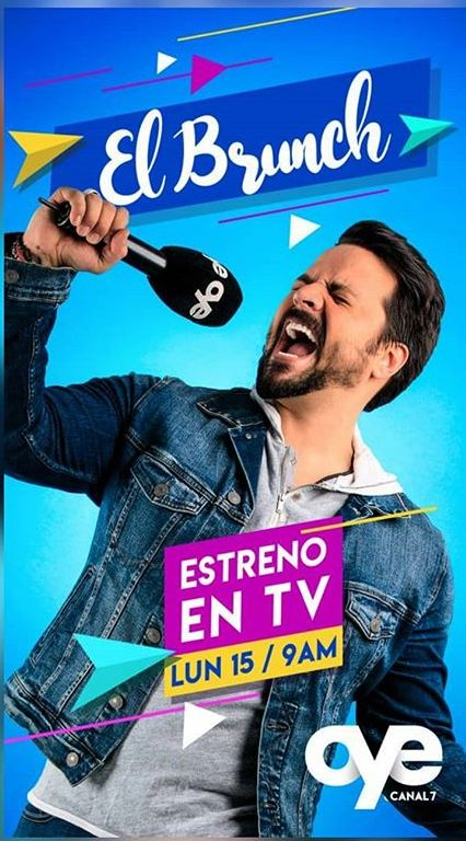 Photo of 'ElBrunch' estrena en la TV el próximo 15 de julio