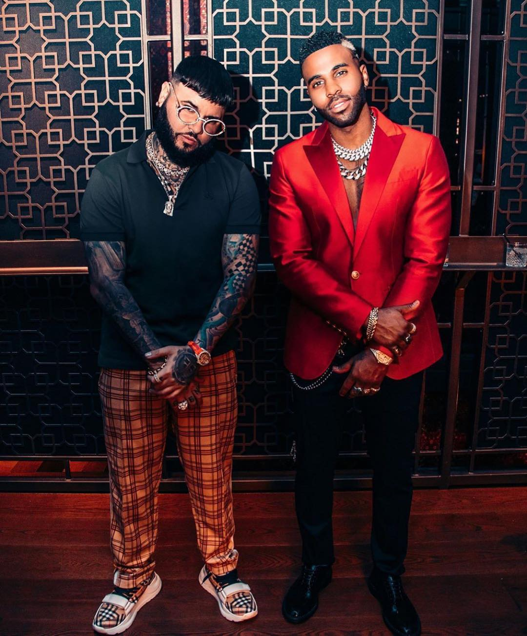 Photo of Jason Derulo estrena 'Mamacita' con Farruko