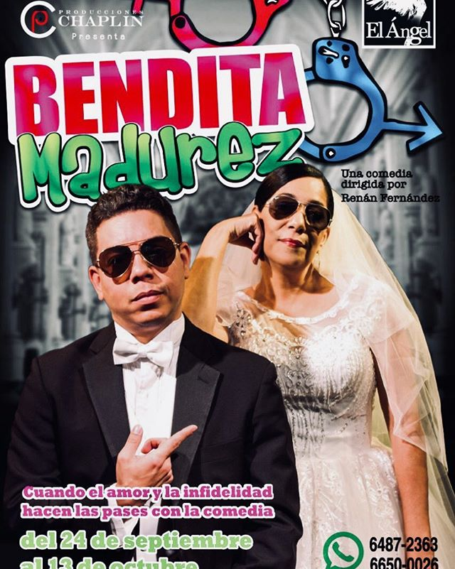 Photo of 'Bendita Madurez' próximamente en Teatro el Ángel