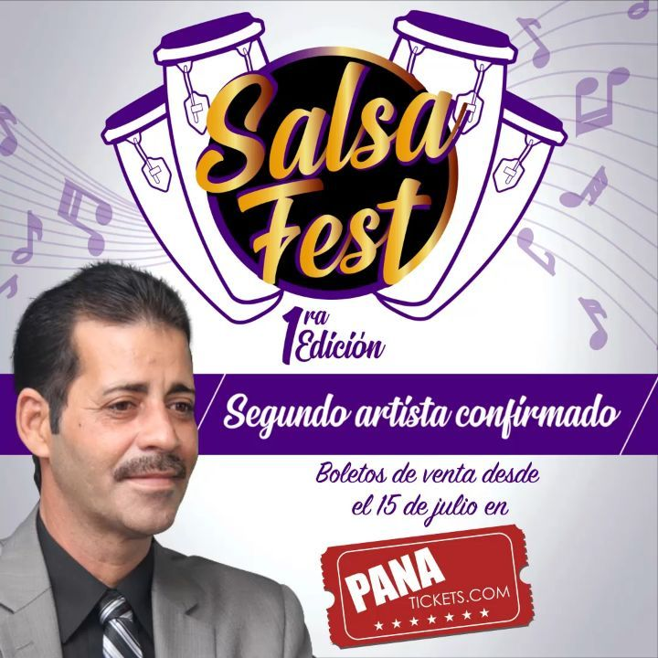 Photo of Héctor Rey estará en el Salsa Fest 2019 en Panamá