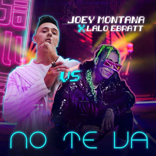 Photo of Joey Montana estrena 'No te Va' junto a Lalo Ebratt