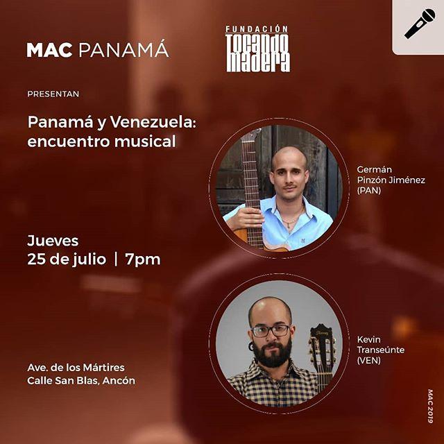 Photo of Fundación Tocando Madera Presentan «Panamá y Venezuela encuentro musical»