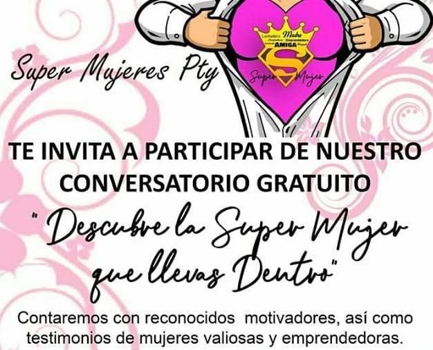 Photo of Super Mujeres Pty presentan Conversatorio gratuito
