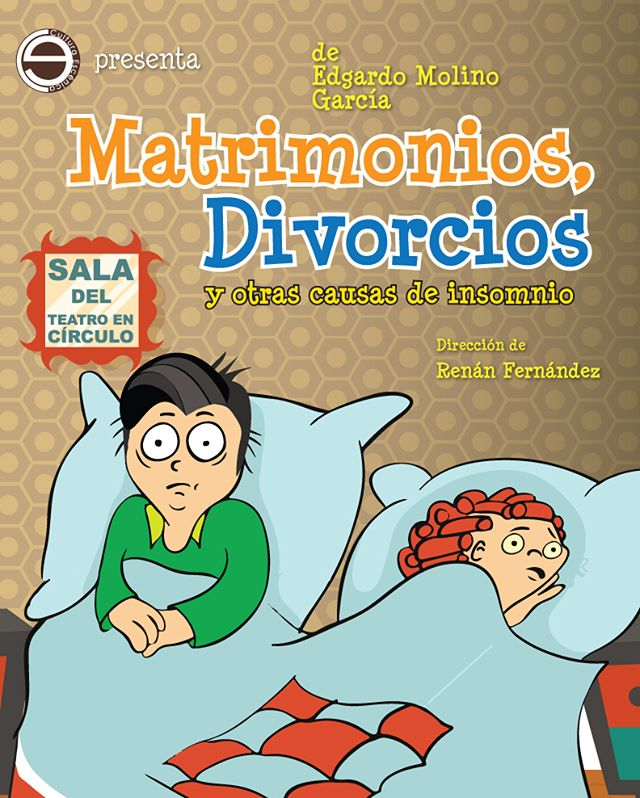 Photo of Próximamente 'Matrimonios, Divorciados y otras causas de insomnio'
