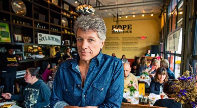 Photo of Jon Bon Jovi, inauguró restaurante en la ciudad de Nueva Jersey donde podrás comer sin tener que pagar un dólar