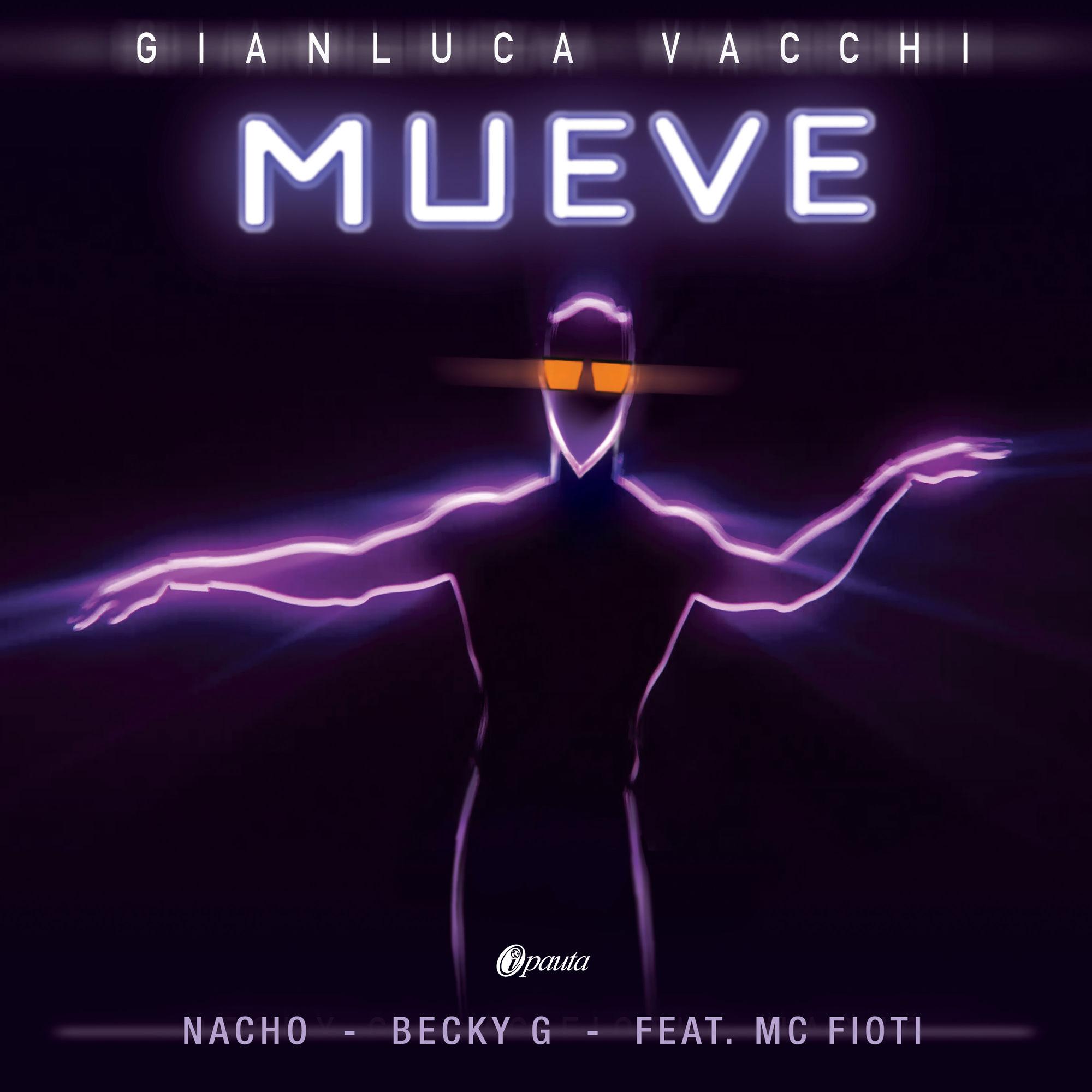 "Photo of Gianluca Vacchi lanza «Mueve"" en colaboración con Nacho, Becky G y MC Fioti"