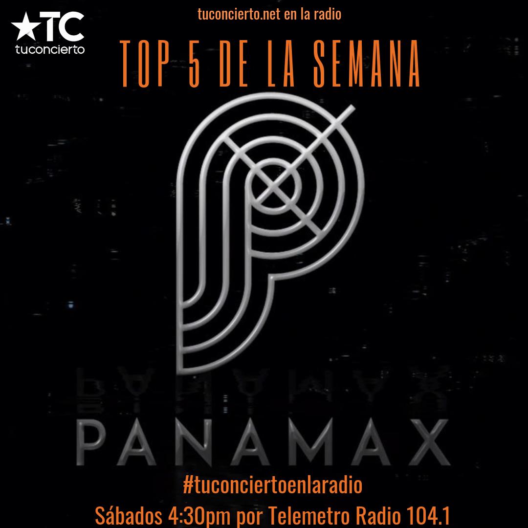 Photo of #Top5 de la semana en Tuconcierto en la radio