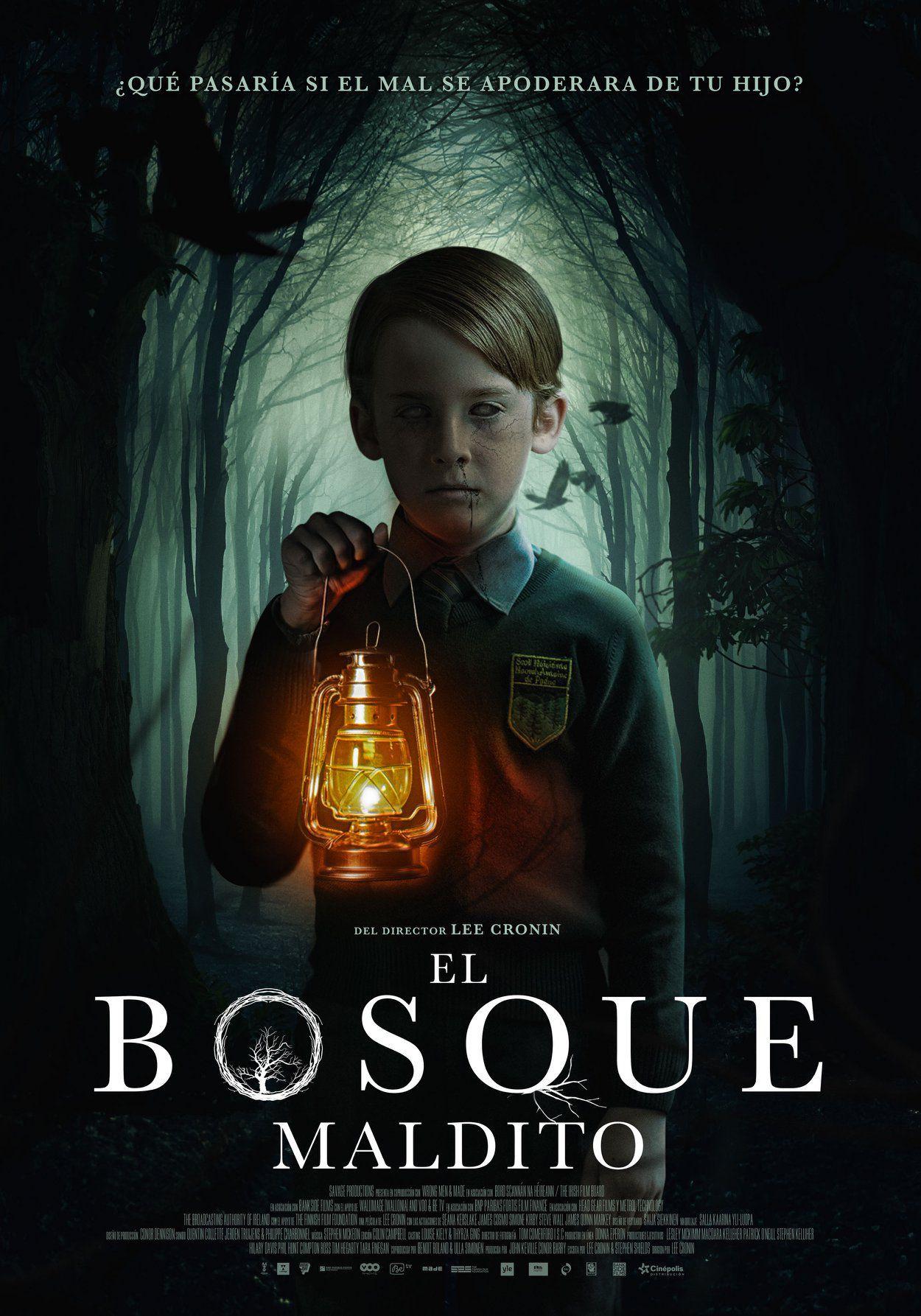 Photo of 'El Bosque maldito' es lo nuevo del cine de terror