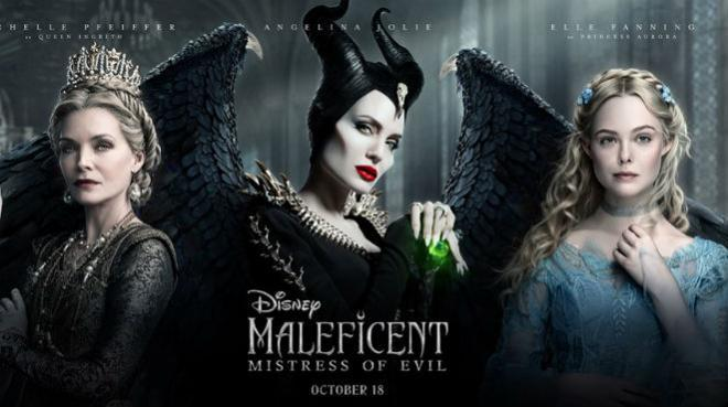 Photo of Nuevo trailer de Maléfica: Dueña del Mal