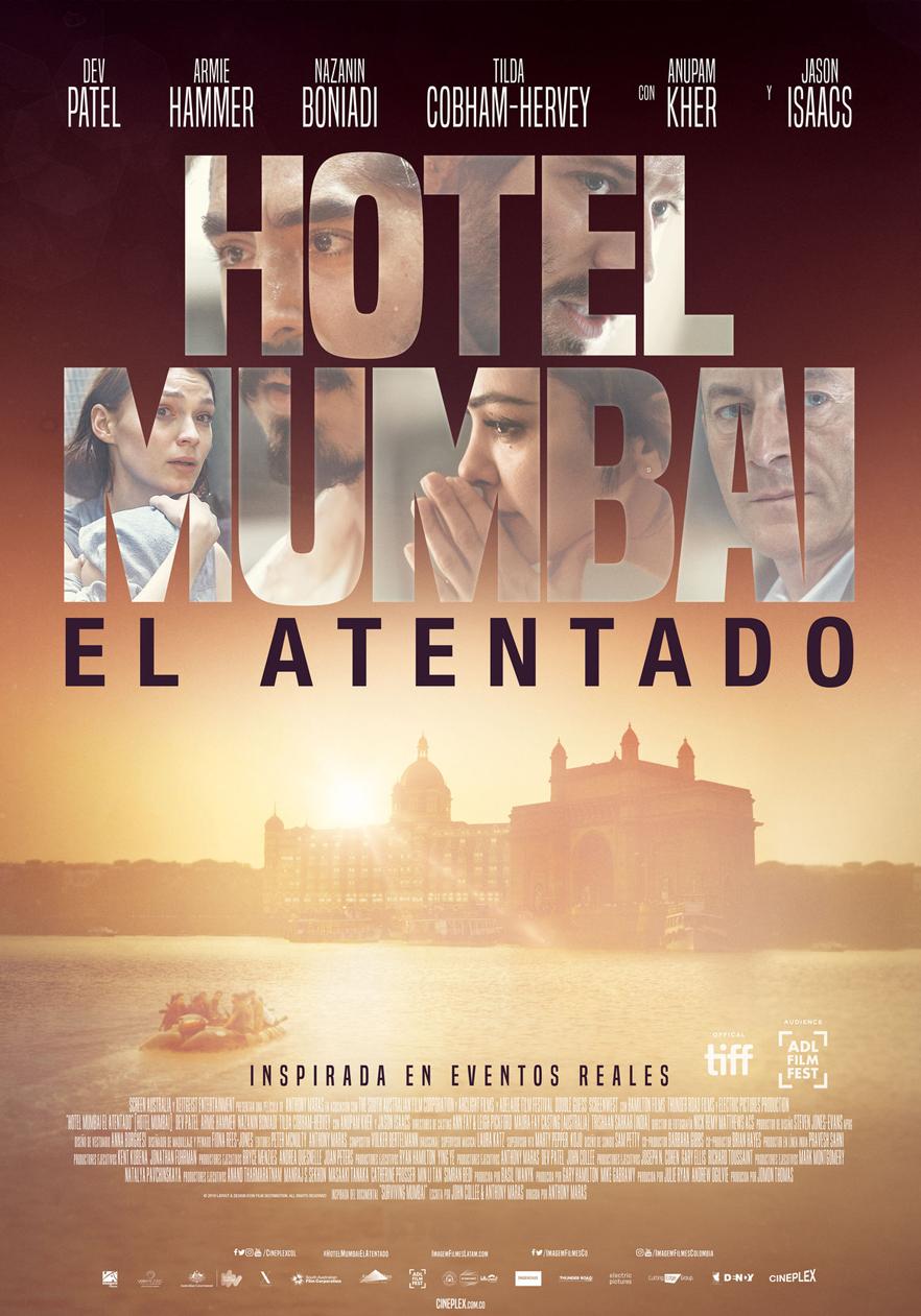 Photo of Hotel Mumbai: El Atentado solo en cines, un film inspirado en eventos reales