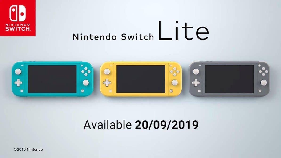 Photo of Nintendo anuncia el portátil de Nintendo Switch Lite