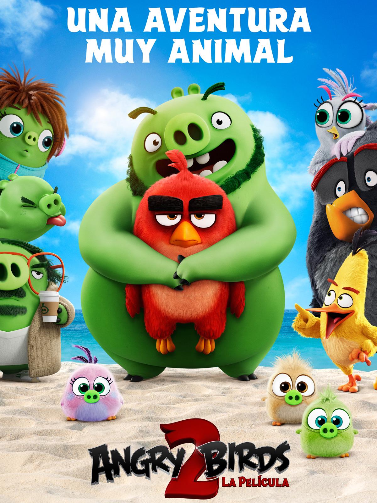 Photo of Estreno de 'Angry Birds 2: la película'