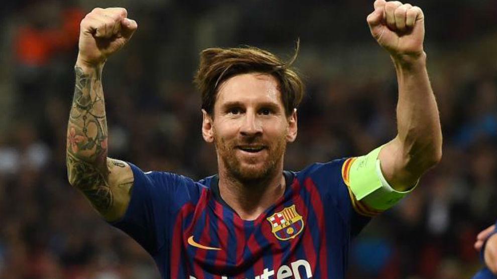 Photo of Messi gana el gol del año de la UEFA